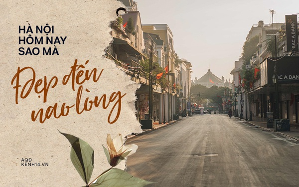 How beautiful is Hanoi in the first morning of 2021: friends, do you miss anything out there?