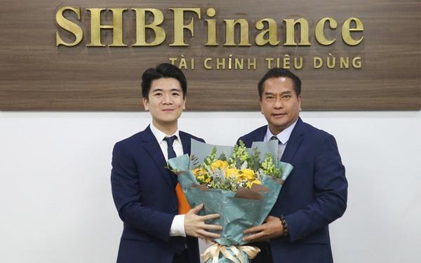 Con trai Bầu Hiển ngồi ghế Chủ tịch SHB Finance
