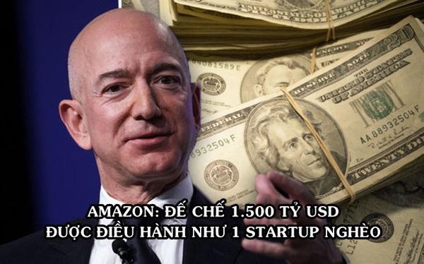 Triết lý 'keo kiệt' kinh điển giúp Jeff Bezos ngăn Amazon sụp đổ: Điều hành đế chế nghìn tỷ 'đô' không khác gì một startup nghèo