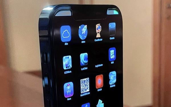"""Đây là iPhone 12 Pro phiên bản thử nghiệm """"độc nhất vô nhị"""""""