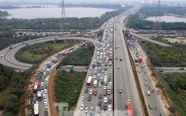 Nhà đầu tư xin mở rộng cao tốc Pháp Vân - Cầu Giẽ lên 10 làn xe