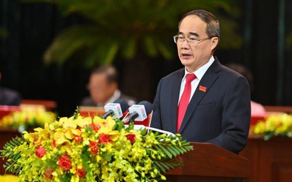Ông Nguyễn Thiện Nhân: 'Xây dựng TP. Thủ Đức theo hướng kinh tế 4.0'