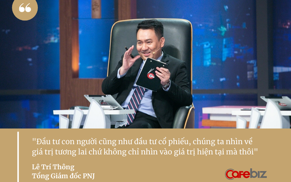 """""""Gu"""" tuyển dụng của CEO PNJ: Chọn nhân sự trẻ và coi trọng đầu tư vào con người, trả lương xấp xỉ 30 triệu"""