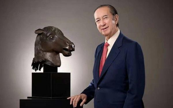 Hà Siêu Quỳnh và bà Tư thực hiện di nguyện của Vua sòng bài Macau, mang tượng đồng đầu ngựa 202 tỷ đồng hồi hương sau 160 năm