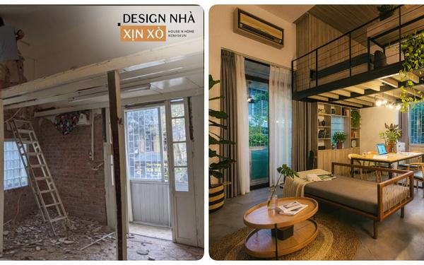 Chàng kiến trúc sư cải tạo căn hộ Pháp cổ, không gian tối giản nhưng sáng thoáng ngỡ ngàng
