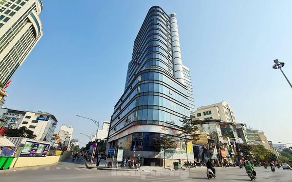 Hà Nội xử cao ốc biến văn phòng thành căn hộ khách sạn không phép