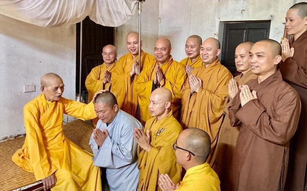 Chủ tịch Lê Phước Vũ sau quy y Tam Bảo: Ở trên núi tư duy sáng, mỗi tháng về Hoa Sen một lần, sẽ chính thức xuất gia sau 2026