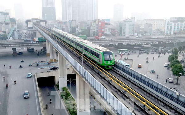 Đơn vị Trung Quốc trúng thầu tư vấn vận hành đường sắt Cát Linh–Hà Đông