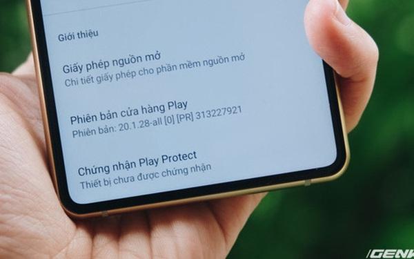 """Google chặn ứng dụng trên trên thiết bị Android """"chưa được chứng nhận"""", liệu Bphone có bị ảnh hưởng?"""