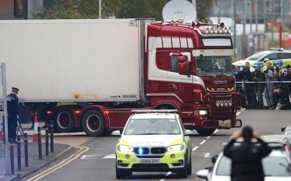 Tuyên án vụ 39 người Việt chết trên xe tải ở Anh