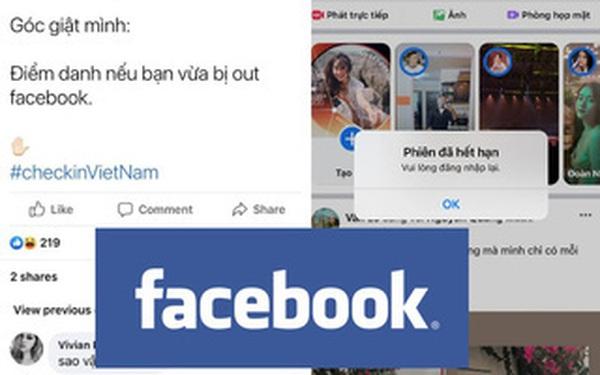 Facebook lại gặp lỗi đăng nhập, người dùng thêm phen hoảng hốt