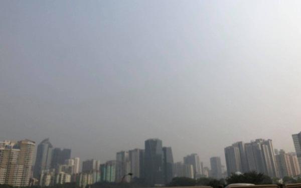 Ô nhiễm không khí ở Hà Nội kéo dài bao lâu?
