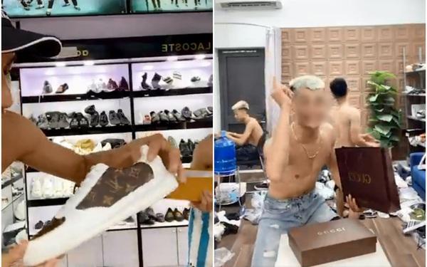 Chiêu trò livestream bán hàng hiệu Gucci, Burberry, Louis Vuitton giá vài trăm ngàn đồng