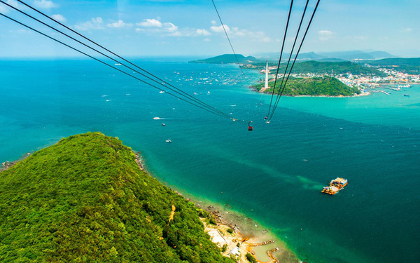 Loạt dự án khủng đã thành hình tại đảo ngọc Phú Quốc