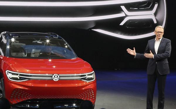 Volkswagen kiếm hơn 12 tỷ USD bất chấp COVID-19