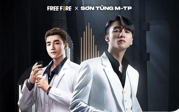 Sơn Tùng M-TP là sao Việt đầu tiên xuất hiện trong tựa game sinh tồn 'Free Fire' đình đám, được tải xuống nhiều nhất toàn cầu năm 2020