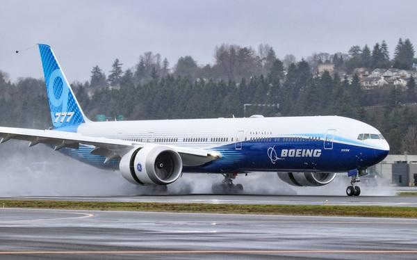 Boeing lỗ kỷ lục 11,9 tỷ USD trong năm 2020