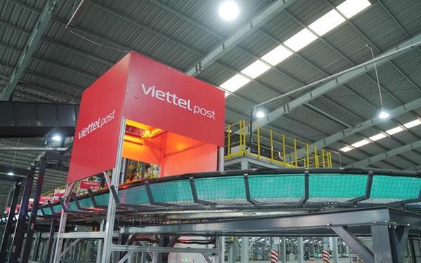 Trung tâm logistics miền Nam của Viettel Post: Băng chuyền chia chọn công suất lớn nhất Việt Nam, tối ưu 91% nhân lực, sai sót gần như bằng 0