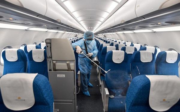 Vietnam Airlines sẽ không phục vụ suất ăn trên chuyến bay từ Hải Phòng; dừng toàn bộ chuyến bay tại Vân Đồn