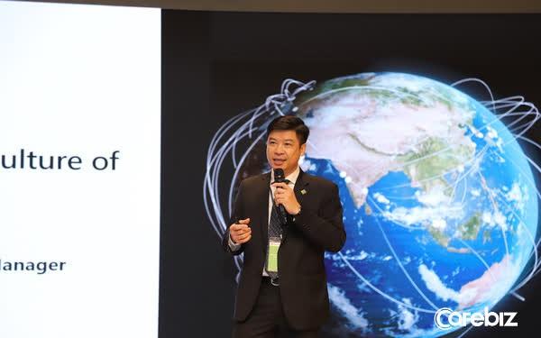 CEO Microsoft Việt Nam: 'Nếu giờ làm startup tôi sẽ đầu tư rất mạnh vào startup hỗ trợ chuyển đổi số, đây là cơ hội vô cùng lớn với Việt Nam!'