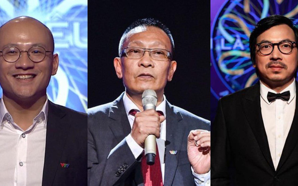 So sánh profile 3 MC Ai Là Triệu Phú: Toàn học vấn khủng nhưng chẳng ai xuất thân từ ngành Truyền hình, bất ngờ nhất là Lại Văn Sâm