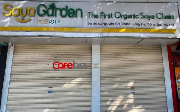 """Sau Sài Gòn, Soya Garden có đang """"rút ô-xy"""" tại Hà Nội: Hết giãn cách vẫn đóng băng hoạt động, đóng bớt cửa hàng?"""