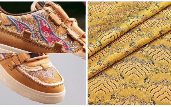 """Biti's lên tiếng sau lời tố """"dùng loại gấm bán nhiều trên Taobao"""" trong sản phẩm tôn vinh tự hào Việt Nam: Thừa nhận dùng vải Trung Quốc!"""