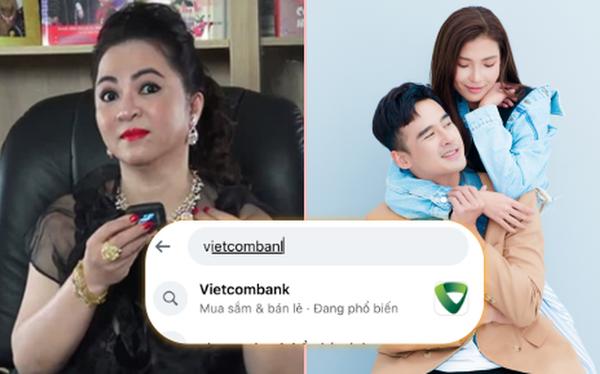 Fanpage Vietcombank tiếp tục bị netizen hùa nhau tấn công sau khi bà Phương Hằng gọi tên Lương Thế Thành - Thuý Diễm