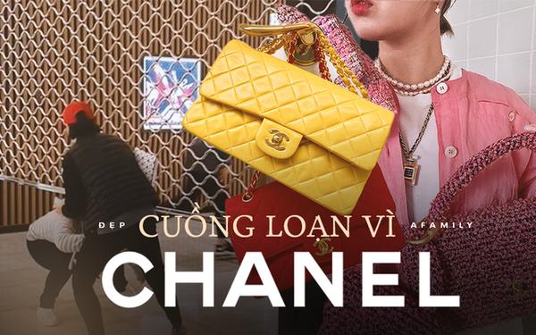 """""""Giải điền kinh Chanel mở rộng"""" tại Hàn: Từ cuộc đua mỗi người 1 chiếc túi cho tới màn """"thiết quân luật"""" từ nhà mốt"""