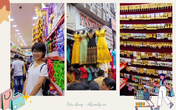 """Cô gái Việt 23 tuổi tiết lộ 10 điều bất ngờ khi đi mua sắm ở Ấn Độ và """"kinh nghiệm vàng"""" cho du khách"""