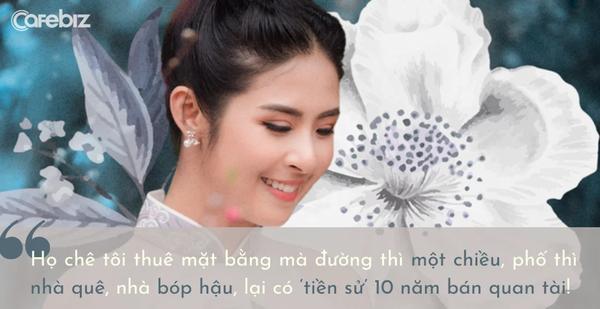 Hoa hậu Ngọc Hân kể chuyện khởi nghiệp: Thuê nhà nhưng bị chê phong thuỷ xấu, chủ cũ có 'tiền sử' 10 năm buôn quan tài; 20 ngày sau tất cả mọi người phải nghĩ khác!