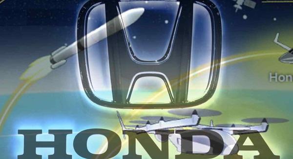 Học theo Tesla, hãng xe Honda bắt đầu lấn sân sang ngành thương mại không gian với mảng phóng vệ tinh và ô tô bay