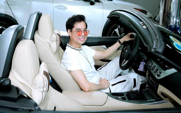Mua bảo hiểm trinh tiết đời trai 1 triệu USD, đầu tư 1000 cây vàng đúc tượng chính mình, thuê vệ sĩ chỉ để bảo vệ xe sang