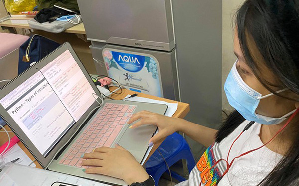 Lo ngại chất lượng nếu học trực tuyến kéo dài