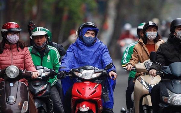 Từ chiều và tối mai, gió mùa Đông Bắc tràn về, Hà Nội chuyển rét, nhiệt độ thấp nhất 16 độ C