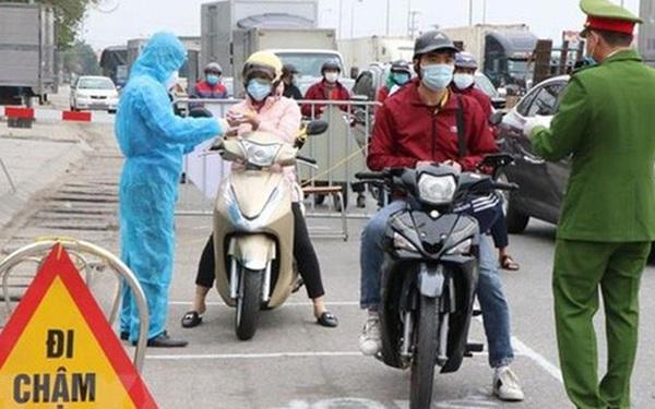 Gần 400 bệnh nhân COVID-19 ở Hải Dương đã khỏi bệnh