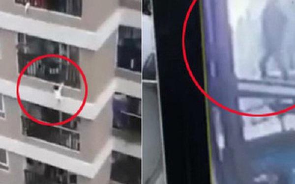 Sức khỏe của bé gái rơi từ tầng 13 chung cư giờ ra sao?