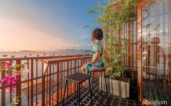 Căn nhà gói ghém bình yên với tiếng sóng biển vỗ về ở làng chài cách thành phố Nha Trang 15km