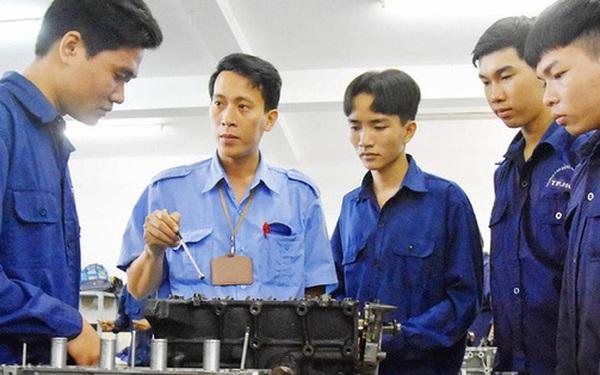 Đề xuất chi 6.000 tỷ đồng đào tạo lao động thất nghiệp: Mừng và lo