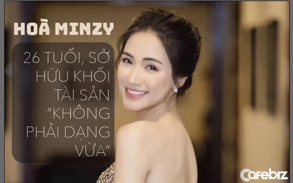 """Hoà Minzy giàu có ở tuổi 26: Đại gia BĐS ngầm, tặng bố mẹ biệt thự 5 tầng, hạnh phúc bên chồng đại gia, khẳng định """"kiếm tiền như nước, độc lập tài chính""""..."""