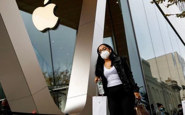 Tất cả Apple Store Mỹ đồng loạt mở cửa