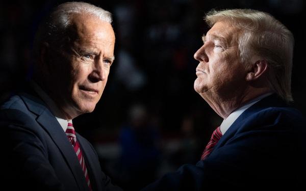 Tổng thống Biden: 'Chúa ơi, tôi nhớ ông Trump'