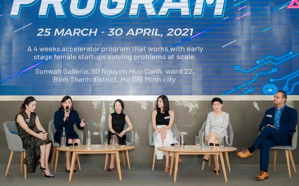 Vì sao các founder nữ vẫn không hút nhà đầu tư bằng các founder nam tại Việt Nam?