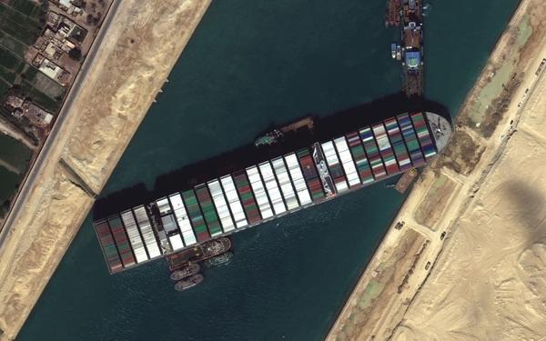 Nóng: Tàu Ever Given đã được giải cứu