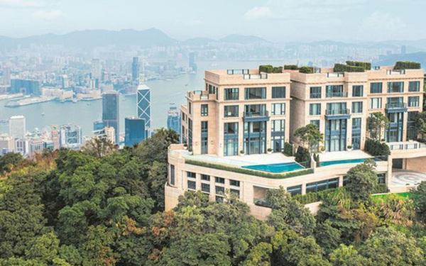 Một căn nhà ở Hồng Kông vừa lập kỷ lục vô tiền khoáng hậu: Giá thuê 2 triệu USD/năm
