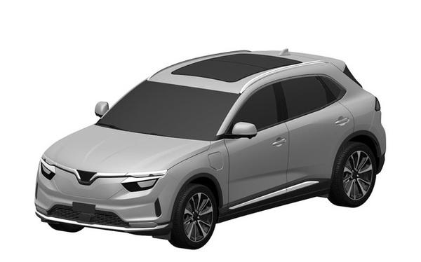 Lộ hình SUV VinFast bản quốc tế: Thiết kế như bản Việt, động cơ điện, pin có thể sản xuất tại Việt Nam