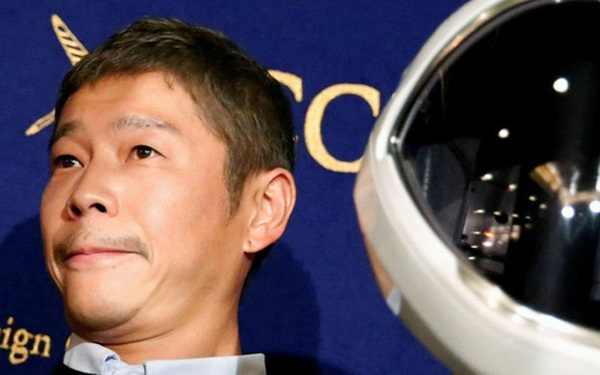 """Tỷ phú Nhật Bản """"bao trọn gói"""" cho 8 người ngẫu nhiên cùng bay lên Mặt Trăng: Tiêu chí chọn lựa thế nào?"""