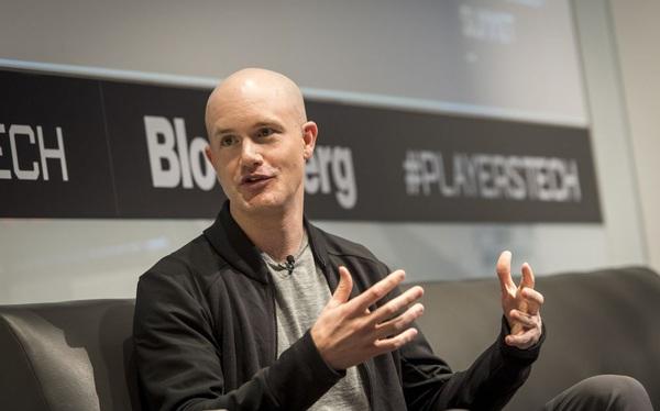 CEO sàn giao dịch tiền số lớn nhất thế giới Coinbase sẽ kiếm được hơn 1 triệu USD mỗi ngày trong 10 năm tới?