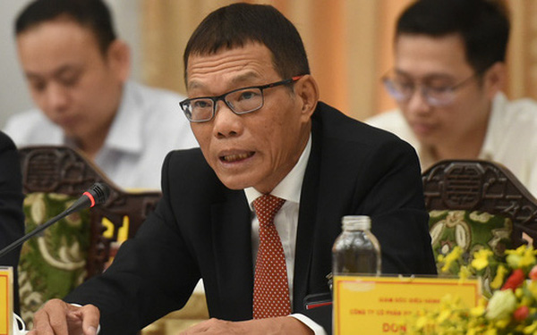 Phó TGĐ Vingroup Võ Quang Huệ: VinFast đang bước sang giai đoạn phát triển mới