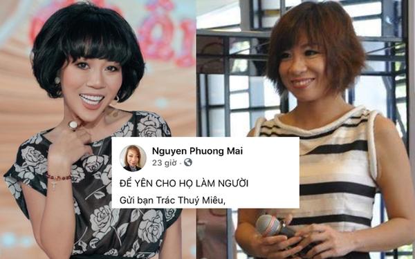"""MC Trác Thuý Miêu phát ngôn """"đàn bà không làm việc nhà thì làm được cái gì"""", tiến sĩ Nguyễn Phương Mai phản biện sâu sắc, thâm thuý dậy sóng cộng đồng mạng"""